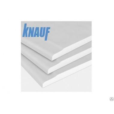 Купить Кнауф Гипсокартон 2500х1200х12.5мм в Сочи Адлере с доставкой. Грузчики