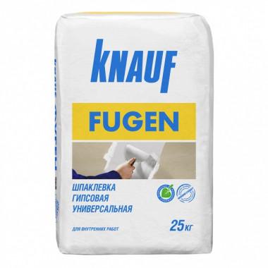 Купить  Кнауф Шпаклевка Фуген (25кг) в Сочи Адлере с доставкой по самой низкой цене. Грузчики