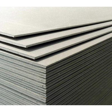 Купить Кнауф Гипсоволокнистый лист 2500x1200x10мм (прямая кромка) в Сочи Адлере с доставкой.Грузчики