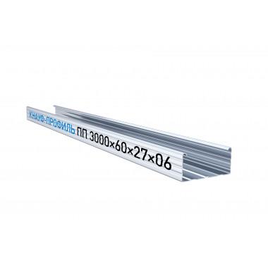 Купить Кнауф Профиль потолочный ПП 60х27 (3м) в Сочи Адлере по низкой цене с доставкой. Грузчики