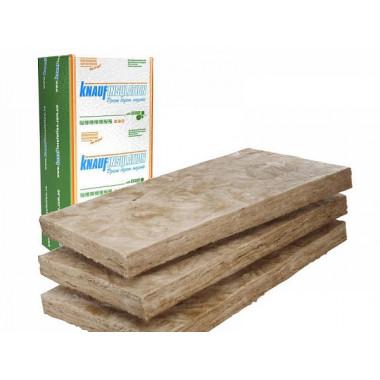 Купить Кнауф Акустическая перегородка плита 1250х610х50мм (18,3м2=0,915м3) (уп.24шт) в Сочи Адлере по низкой цене с доставкой на объект.