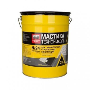 Купить Технониколь Мастика битумная гидроизоляционная №24 (МГТН) (20кг) в Сочи Адлере по низкой цене с доставкой по звонку. Грузчики для разгрузки и подъёма