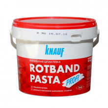 Кнауф Ротбанд Паста Профи (18кг) шпаклевка готовая