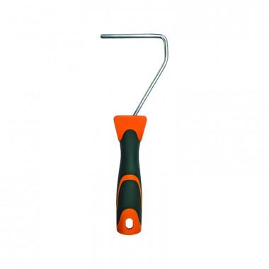 Бюгель для мини-валика ВАРЯГ 31723 обрезиненная ручка 6х100 мм