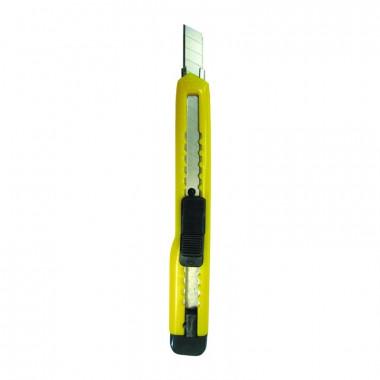 Нож строительный Biber 50101 усиленный 9 мм