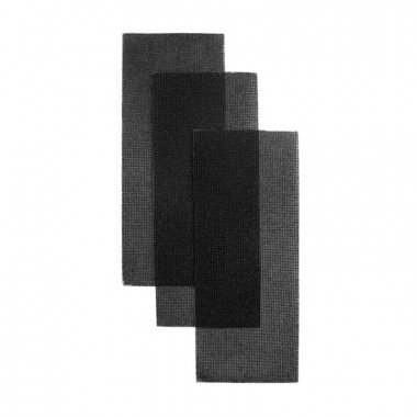 Сетка абразивная Biber 70603 P80 110х280 мм (10 шт.)
