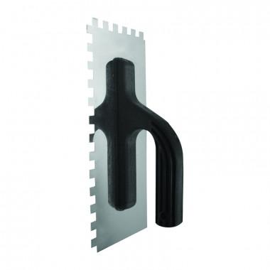 Гладилка Biber 35315 270х130 мм зуб 10х10 мм