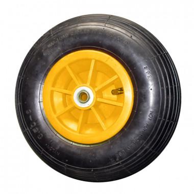 """Колесо Biber 99406 для строит. тачки 3,5-6"""" отв.16мм (д/модели 99401/99402/99403)"""