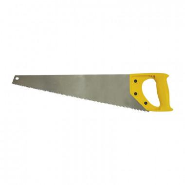 Ножовка по дереву Biber 85672 Эксперт 2D заточка, крупный зуб, 450 мм