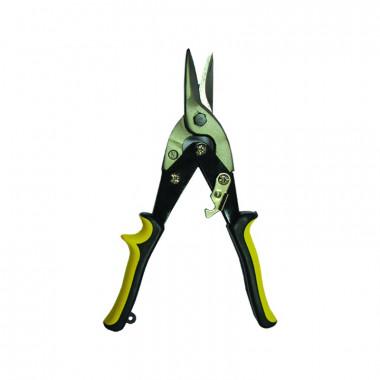 Ножницы CRV по металлу Biber 85011 Мастер 240 мм прямые
