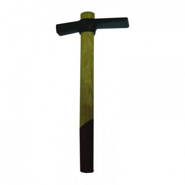 Молоток каменщика Biber 85387 Премиум кованый боек 0,6 кг
