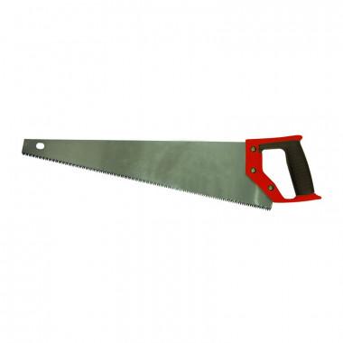 Ножовка по дереву Biber 85682 Профи 3D заточка, средний зуб, 450 мм