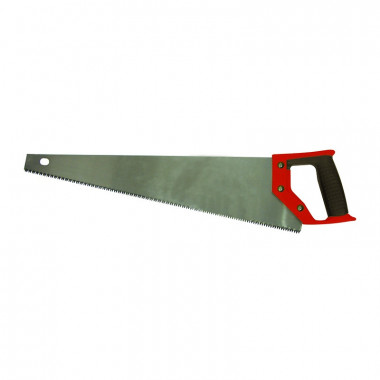 Ножовка по дереву Biber 85683 Профи 3D заточка, средний зуб, 500 мм