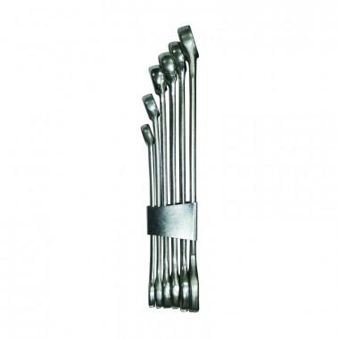 Ключи гаечные Biber 90651 комбинированные 8-17 мм 6 шт.