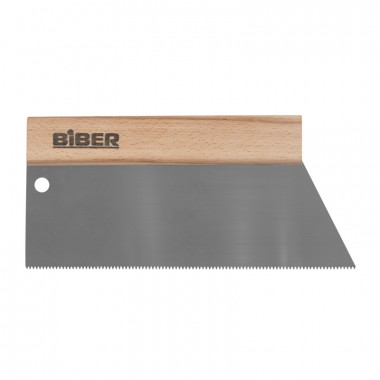 Шпатель для клея Biber 35271 зуб тип S2, 250 мм