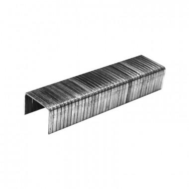 Скобы для степлера Biber 85836 прямоугольные закаленные 6 мм (1000 шт.)