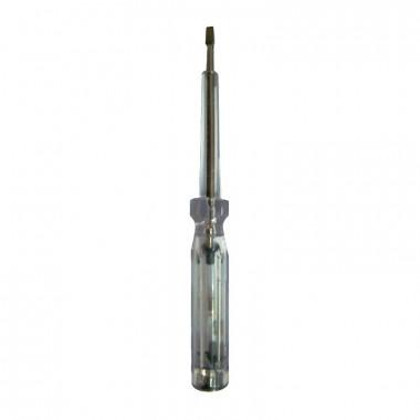 Отвертка Biber 85556 индикаторная SL 4х140 мм