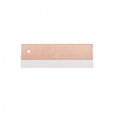 Шпатель резиновый Biber 35241 200 мм для фуговки