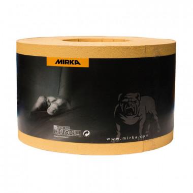 Бумага шлифовальная Мирокс 115 мм Р240 рулон 50 м