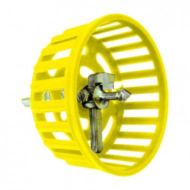 Сверло круговое по кафелю Biber 55501 с защитной решеткой