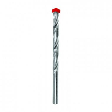 Сверло по бетону Biber 80101 Стандарт 10х120 мм (уп. 5 шт)