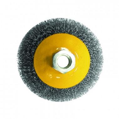 Щетка-крацовка дисковая 100 мм, М14 для УШМ