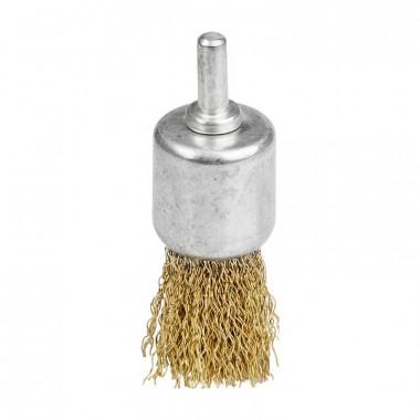 Щетка-крацовка чаша 24 мм для дрели