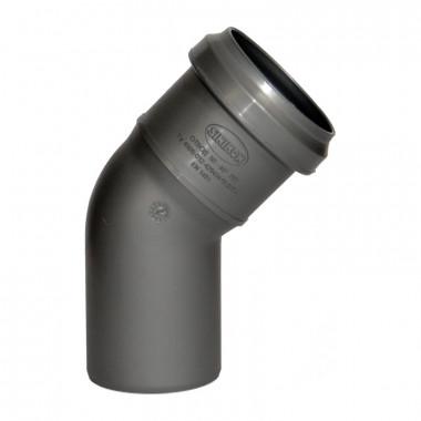 Отвод внутренний Sinikon d=50 мм 45°