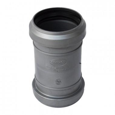 Муфта внутренняя Sinikon двухраструбная соединительная d=50 мм