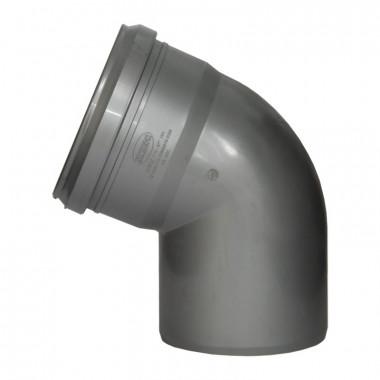 Отвод внутренний Sinikon d=110 мм 67°