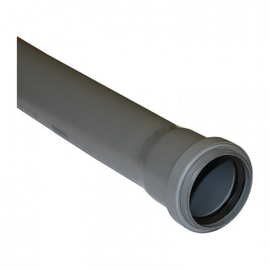 Труба канализационная внутренняя Sinikon d=50х1,8х250 мм ГОСТ 32414-2013