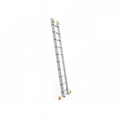 Лестница универсальная Biber 98431 2-х секционная 11 ступеней