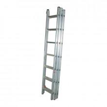 Лестница универсальная Biber 98210 3-х секционная 10 ступеней