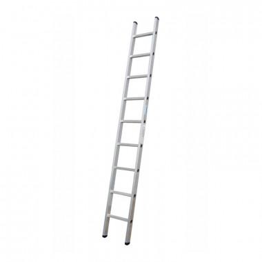 Лестница приставная Biber 98409 1 секционная 9 ступеней